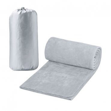 Blanket in Drawstring Bag