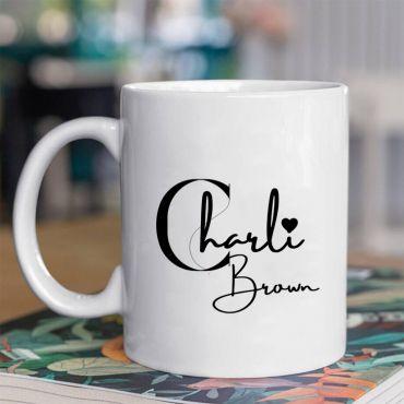 Personalized Coffee Mug (Ceramic Mug)