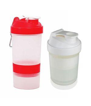 SWEL Gym Protein Shaker (400ml)